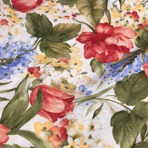 Floral tablecloth Oblong